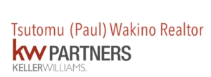 Paul Wakino BTMR Logo